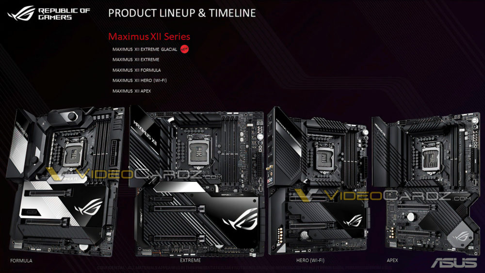 asus's-rog-maximus-xii,-rog-strix,-and-prime-z490-motherboards-leak-out-with-memory-support-of-up-to-ddr4-4800