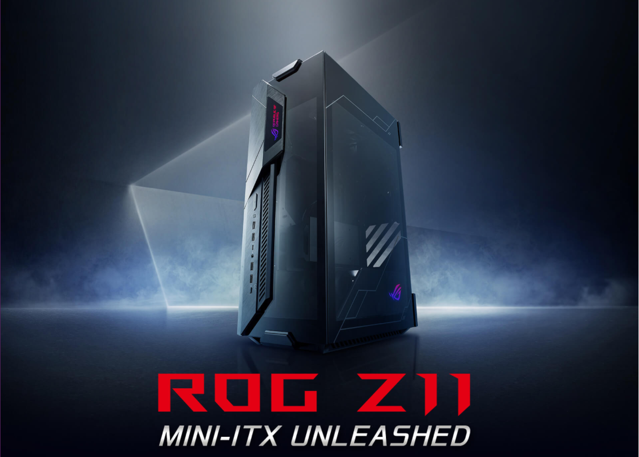 asus's-rog-z11-pc-case-is-a-sleek-and-stylish-mini-itx/dtx-case