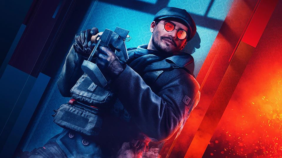 rainbow-six-siege-kicks-off-year-6-with-operation-crimson-heist,-new-attacker-flores-and-border-map-rework