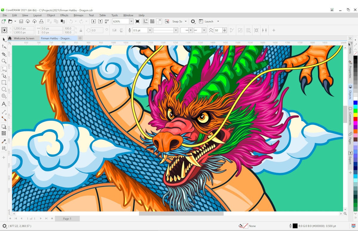 coreldraw-graphics-suite-2021-makes-life-easier-for-artists-working-remotely