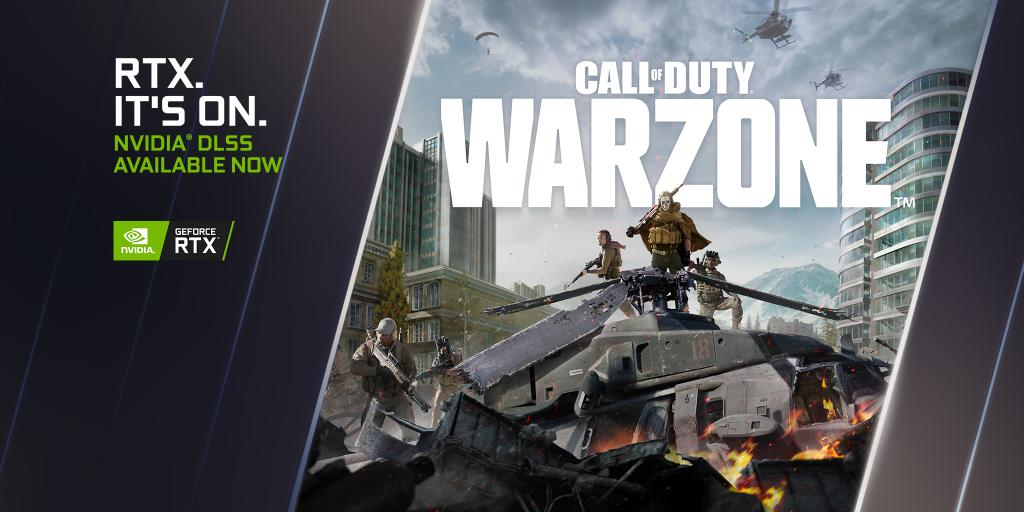 call-of-duty:-warzone-gets-nvidia-dlss-tech,-boosts-fps-by-up-to-70%