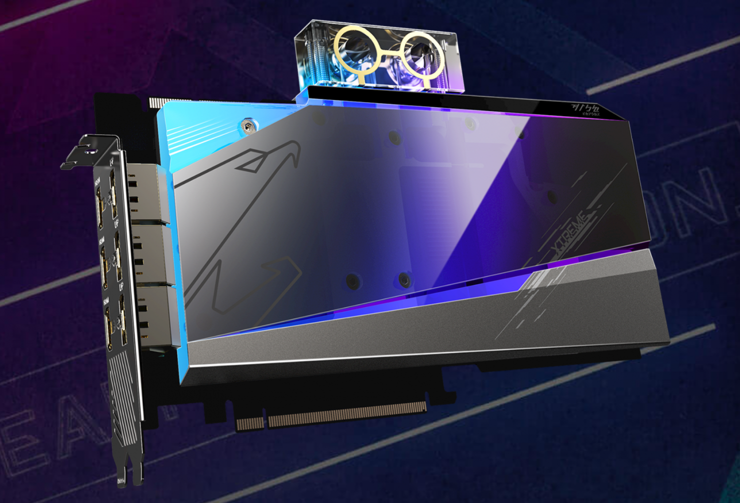 gigabyte-radeon-rx-6900-xt-aorus-xtreme-waterforce-wb-graphics-card-pictured,-enthusiast-gpu-with-premium-cooling