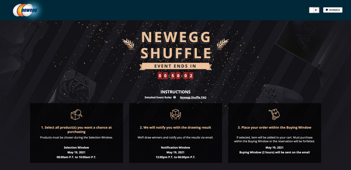 newegg-shuffle-–-may-19th:-multiple-models-of-the-nvidia-geforce-rtx-3070-&-the-amd-radeon-rx-6700xt-graphics-cards-available-in-today's-shuffle
