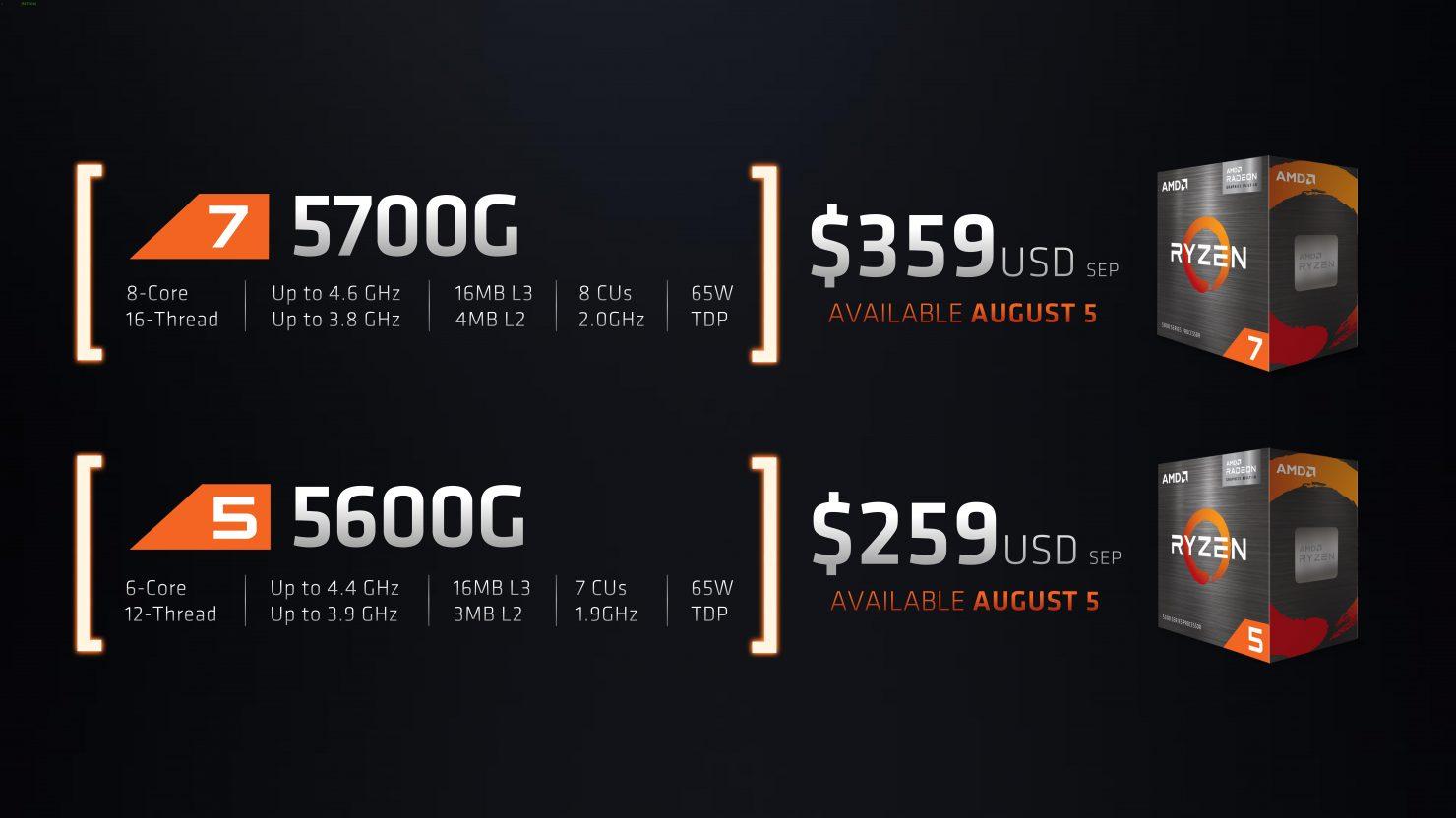 amd-announces-ryzen-7-5700g-&-ryzen-5-5600g-'cezanne'-desktop-apus-for-diy-segment,-launching-on-5th-august