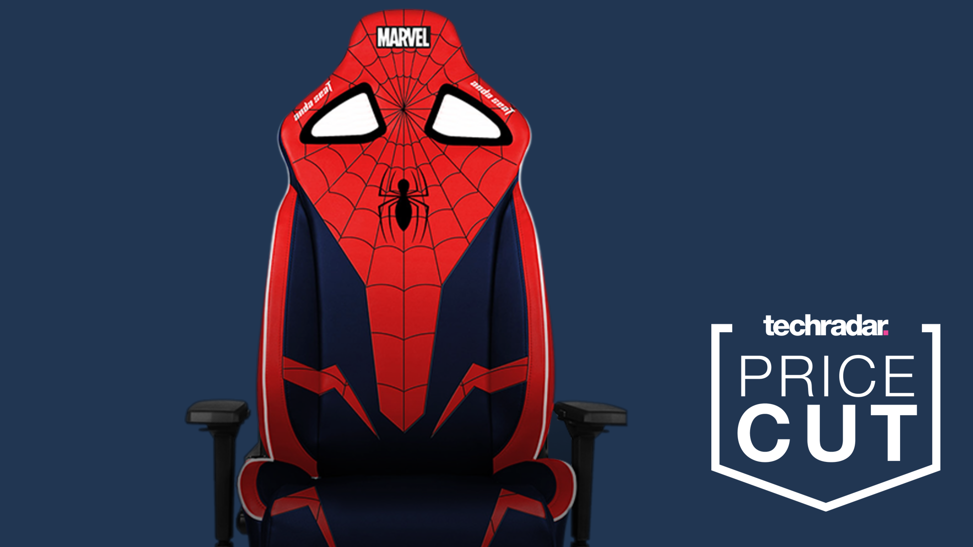 i-finally-got-this-marvelous-spider-man-gaming-chair-thanks-to-prime-day