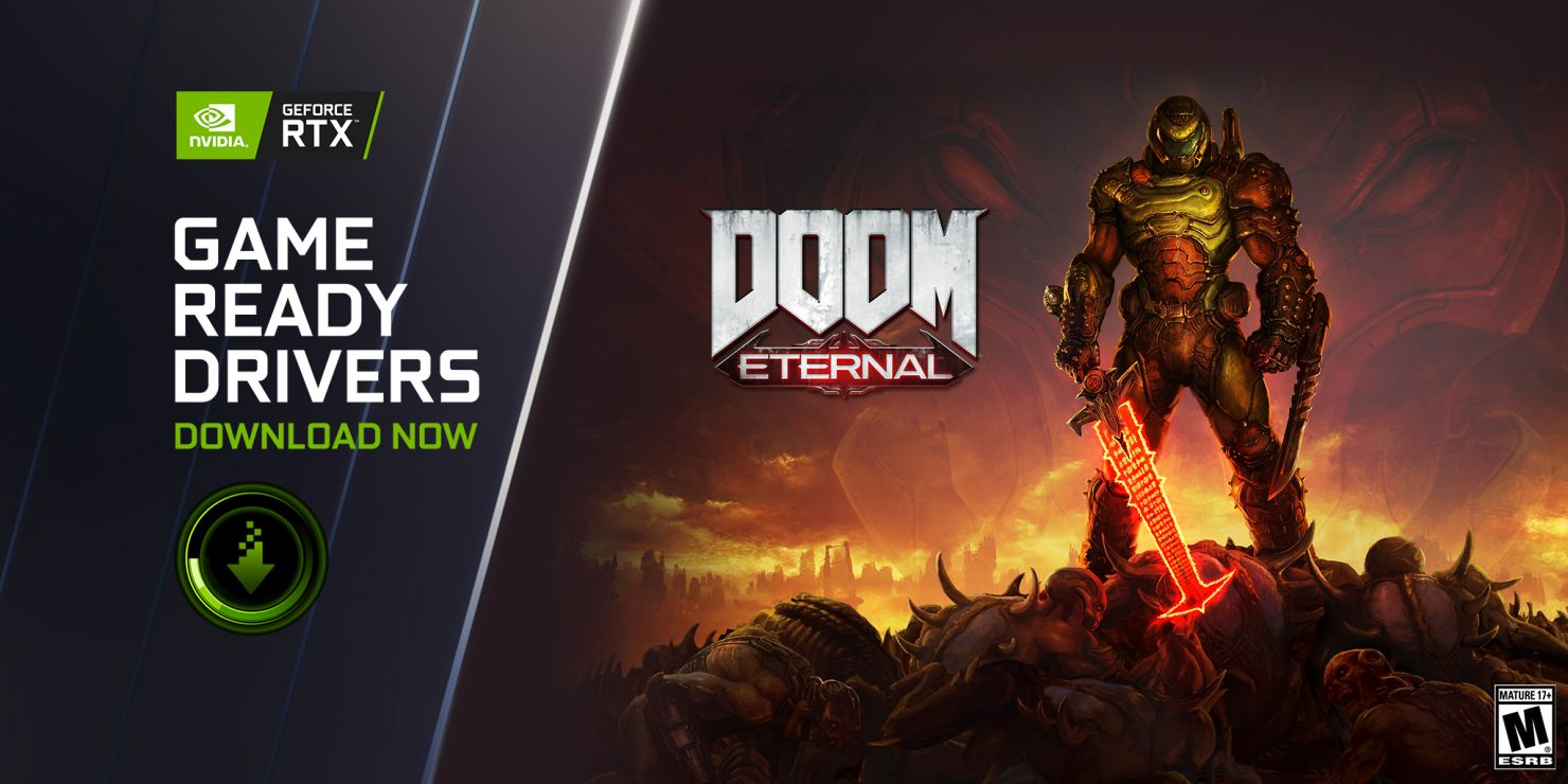 doom-eternal-gets-rtx-raytracing-&-dlss-support-with-nvidia-geforce-game-ready-471.11-whql-drivers