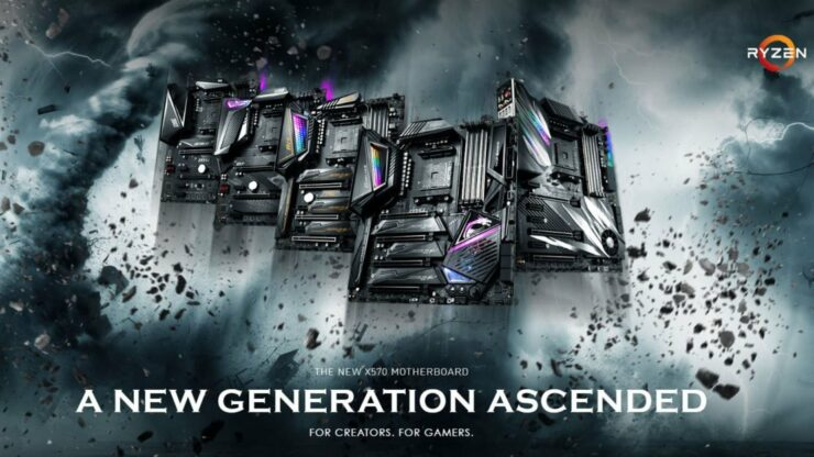 MSI Releases AMD Ryzen AGESA 1.2.0.2 BIOS Firmware For X570 & B550 Motherboards, 400-Series BIOS Coming Soon Too
