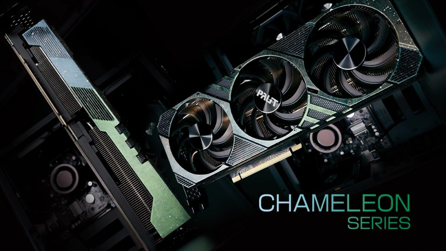 palit-unveils-geforce-rtx-30-chameleon-series-graphics-cards,-custom-modded-with-color-shifting-design