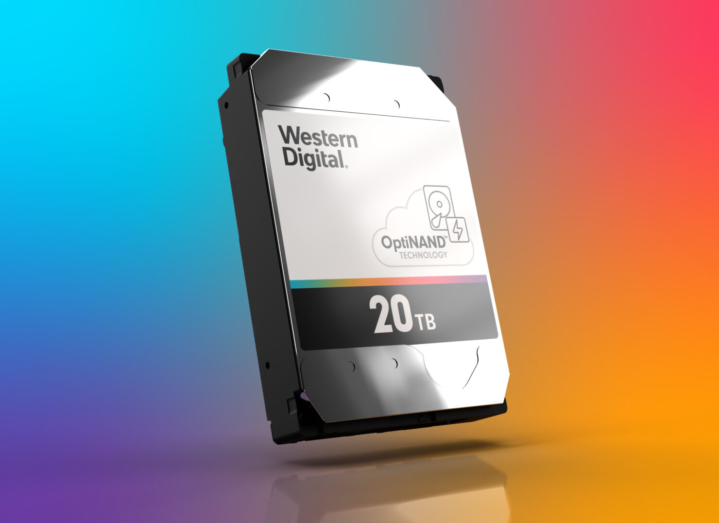 western-digital-launches-20-tb-mechanical-hard-drive-with-optinand-technology